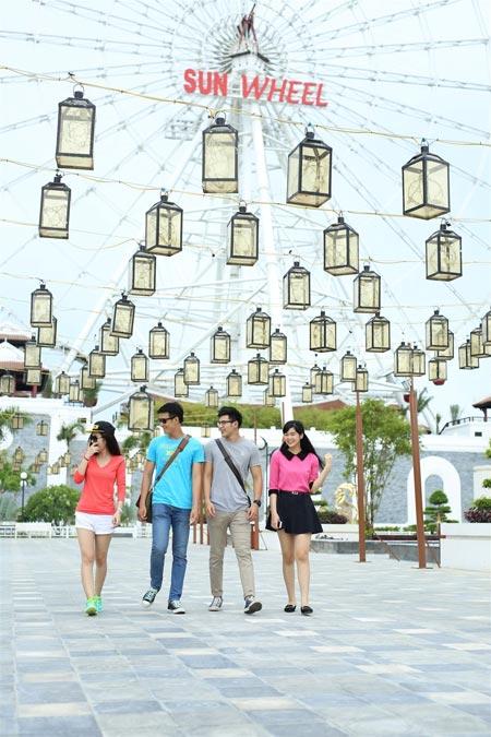 Tết rộn ràng lễ hội tại Asia Park Đà Nẵng - 3