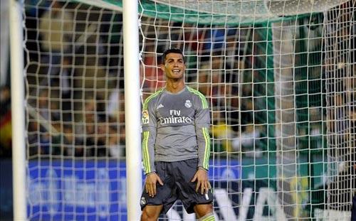"""Coi mình là """"vũ trụ"""", Ronaldo """"ích kỷ"""" nhất Liga - 1"""