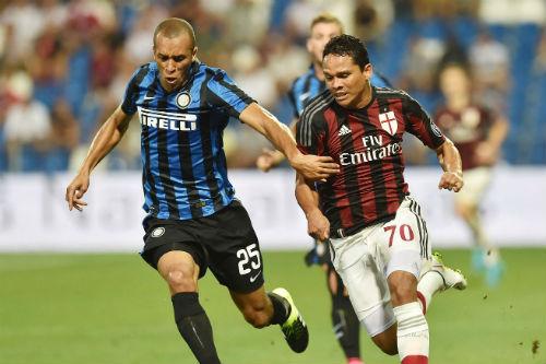 Serie A trước vòng 22: Nóng bỏng derby Milano - 1