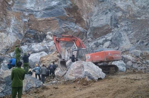 Sau vụ 8 người chết, Thanh Hóa tạm dừng 11 mỏ đá - 1