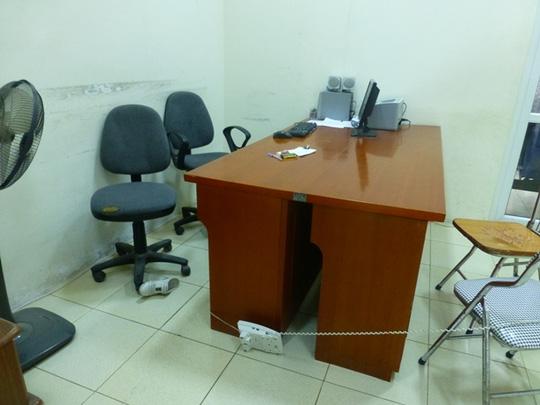 Cán bộ tiếp dân của thanh tra chính phủ bị chém ở trụ sở - 1