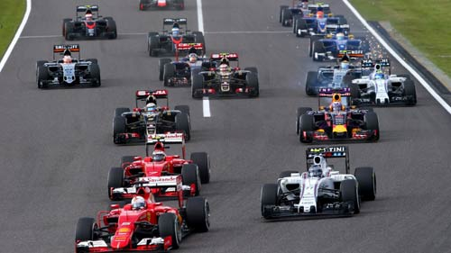 """F1 2016: Thách thức cho """"tân binh"""" Channel 4 - 2"""