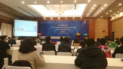 TP.HCM dẫn đầu về chỉ số thương mại điện tử - 1