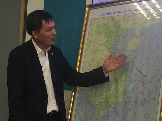 ICAO đã chỉnh sửa lại bản đồ về đá Chữ Thập - 1