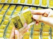 Tài chính - Bất động sản - Vàng và USD dắt tay nhau cùng giảm mạnh
