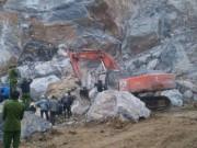 Tin tức trong ngày - Sau vụ 8 người chết, Thanh Hóa tạm dừng 11 mỏ đá