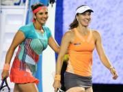 Thể thao - Australian Open ngày 12: Huyền thoại Hingis vô địch đôi nữ