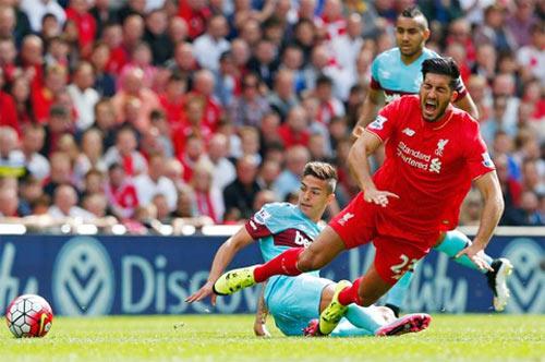 """Liverpool - West Ham: Cạn nhiên liệu để """"cháy"""" - 1"""