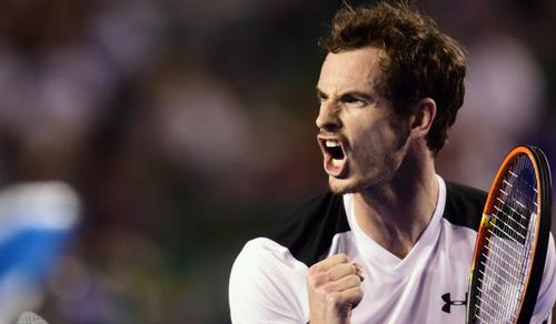 Hot shot: Murray chạy như gió ghi điểm cực đỉnh - 1