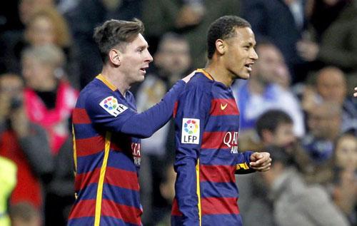 Barca: Khi Neymar rực rỡ hơn Messi - 1