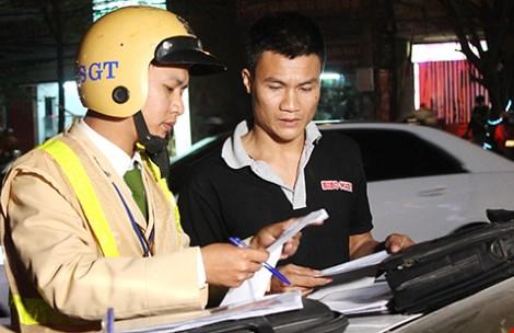 CSGT có quyền trưng dụng xe, tài sản... - 2