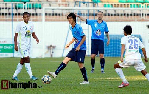 HAGL - Yokohama FC: Tâm điểm Tuấn Anh - 3