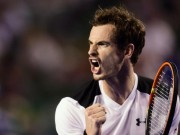 Thể thao - Hot shot: Murray chạy như gió ghi điểm cực đỉnh