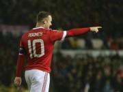 Video bóng đá hot - Ghi bàn sòn sòn, Rooney được fan ủng hộ tranh QBV