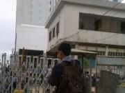 Tin Đà Nẵng - Quân đội điều tra vụ rơi thang máy 5 người tử vong