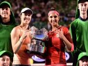 """Thể thao - Hingis và Mirza: """"Cặp đôi vàng"""" làng banh nỉ"""