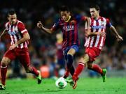 Bóng đá - Chi tiết Barca - Atletico: 9 đấu 11 (KT)