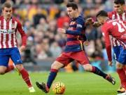 """Bóng đá - Barca – Atletico: Bước dài đến """"ngai vàng"""""""