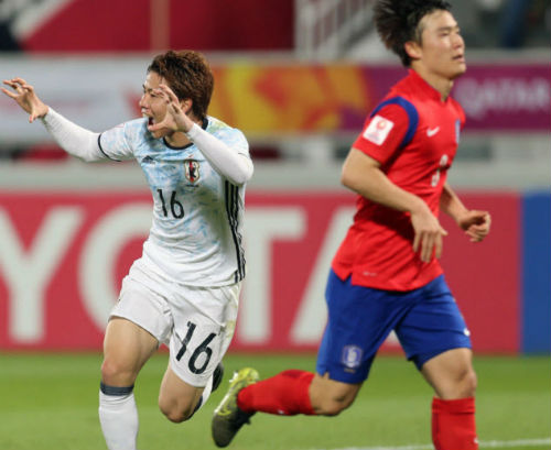 U23 Nhật Bản - U23 Hàn Quốc: Kịch tính đến nghẹt thở - 1