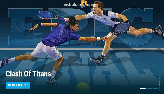Djokovic – Murray: Trên đỉnh thế giới - 1