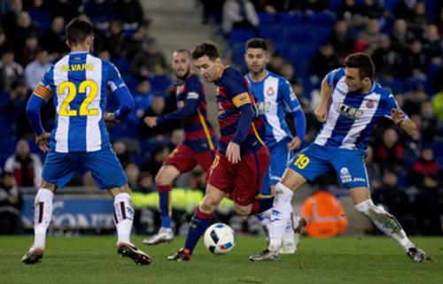 """Real Madrid – Espanyol: Bắt nạt """"đàn em"""" - 1"""
