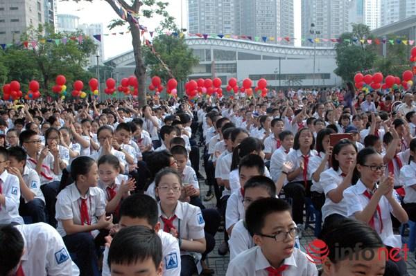 Hà Nội: Công khai tuyển sinh vào lớp 1 trên website của Phòng, Sở - 1