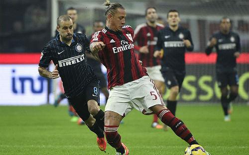 AC Milan - Inter: Derby của sự thất vọng - 1