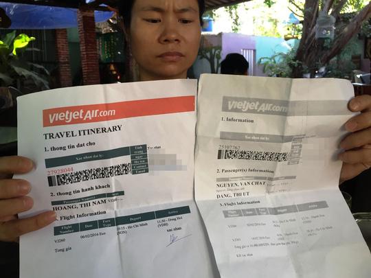Nhẫn tâm lừa tiền vé máy bay của công nhân nghèo - 1