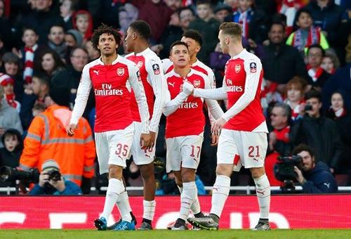 Wenger ngừng mua sắm, fan lo Arsenal vỡ mộng NHA - 1