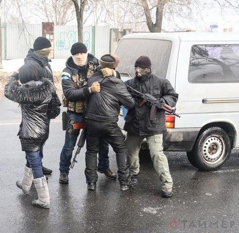 Lực lượng đột kích chung cư người Việt ở Ukraine là ai? - 1