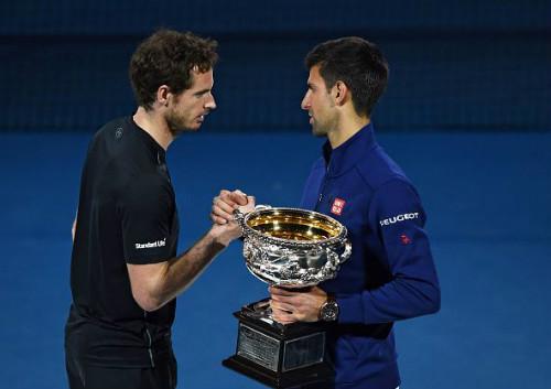 Khoảnh khắc Djokovic hôn sân, Murray khóc òa - 8