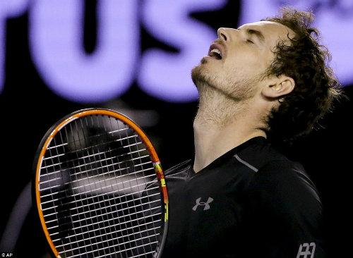 Khoảnh khắc Djokovic hôn sân, Murray khóc òa - 1