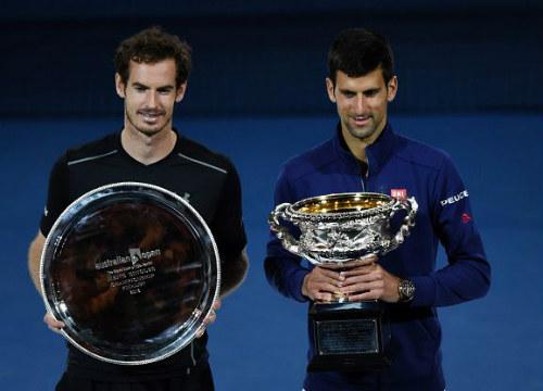 Khoảnh khắc Djokovic hôn sân, Murray khóc òa - 7