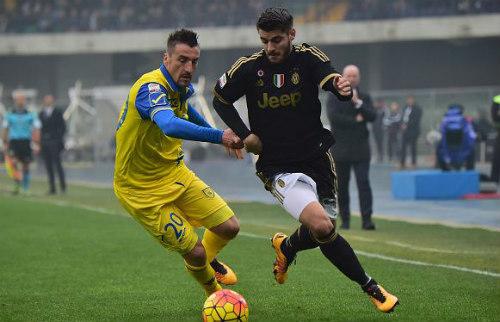 Chievo - Juventus: Mãnh lực khó cưỡng - 1