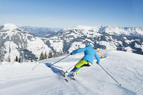 """Những môn thể thao """"đầu đội trời, chân đạp tuyết"""" - 1"""