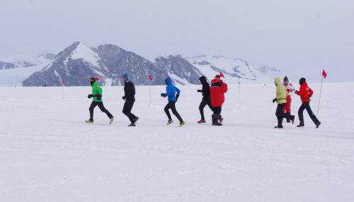 """Những môn thể thao """"đầu đội trời, chân đạp tuyết"""" - 2"""