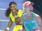 """Thể thao - Hot shot: """"Nadal nữ"""" thủ vững công cường hạ Serena"""