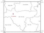 Tin tức trong ngày - Lại xảy ra động đất ở Sông Tranh 2