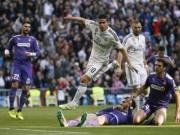 Bóng đá - Chi tiết Real Madrid – Espanyol: Ác mộng dồn dập (KT)