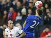 Bóng đá - Chi tiết MK Dons – Chelsea: Hazard góp vui (KT)