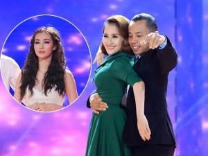 Khánh Thi 'ghen' khi Chí Anh hát tặng cô gái khác