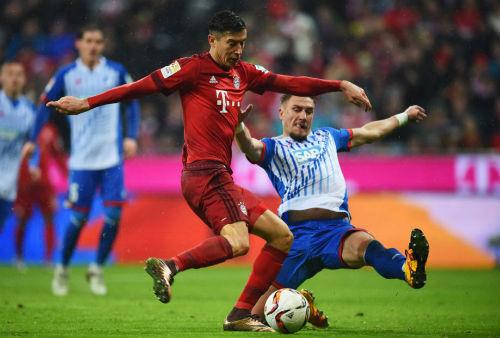 Bayern - Hoffenheim: Khoảng cách xa xôi - 1