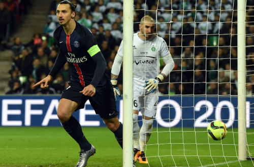 Saint-Etienne - PSG: Nghìn lẻ một kiểu chiến thắng - 1