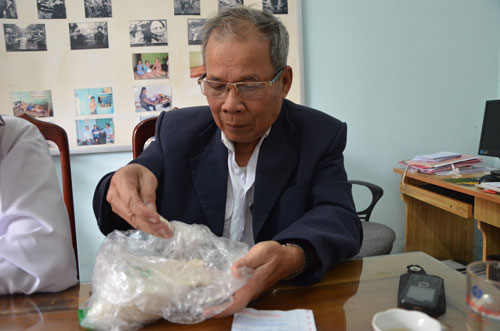 Hôm nay, công bố kết quả gạo từ thiện gây ngộ độc - 1