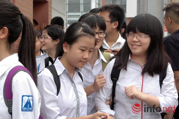 Những điểm nổi bật của tuyển sinh vào lớp 10 ở Hà Nội - 1