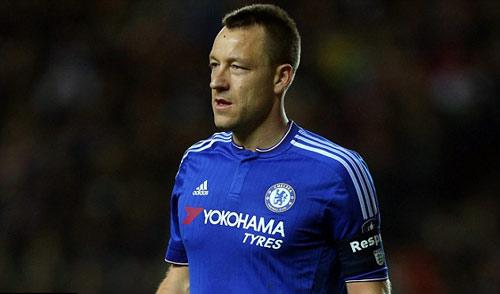 Fan nổi giận, Chelsea lên tiếng vụ Terry sắp ra đi - 1
