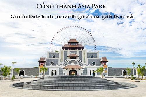 Asia Park- Mô hình công viên mới ở Việt Nam - 7