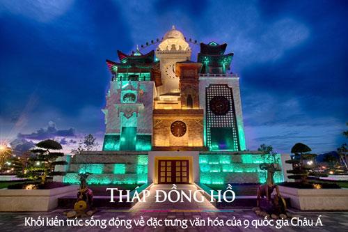 Asia Park- Mô hình công viên mới ở Việt Nam - 3