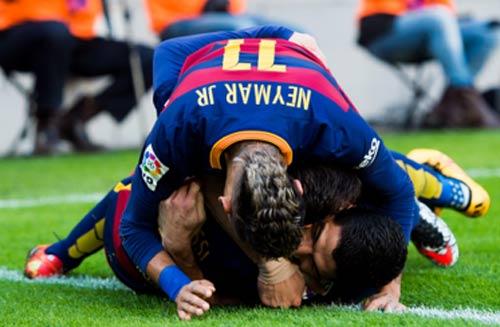 Tiêu điểm La Liga V22: 3 mũi kim chết người - 1