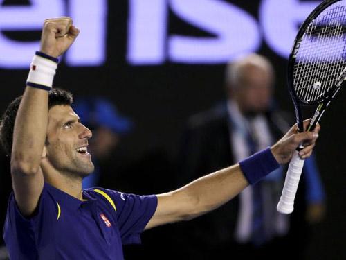 6 lần vô địch Australian Open, Nole ví mình như con sói - 1